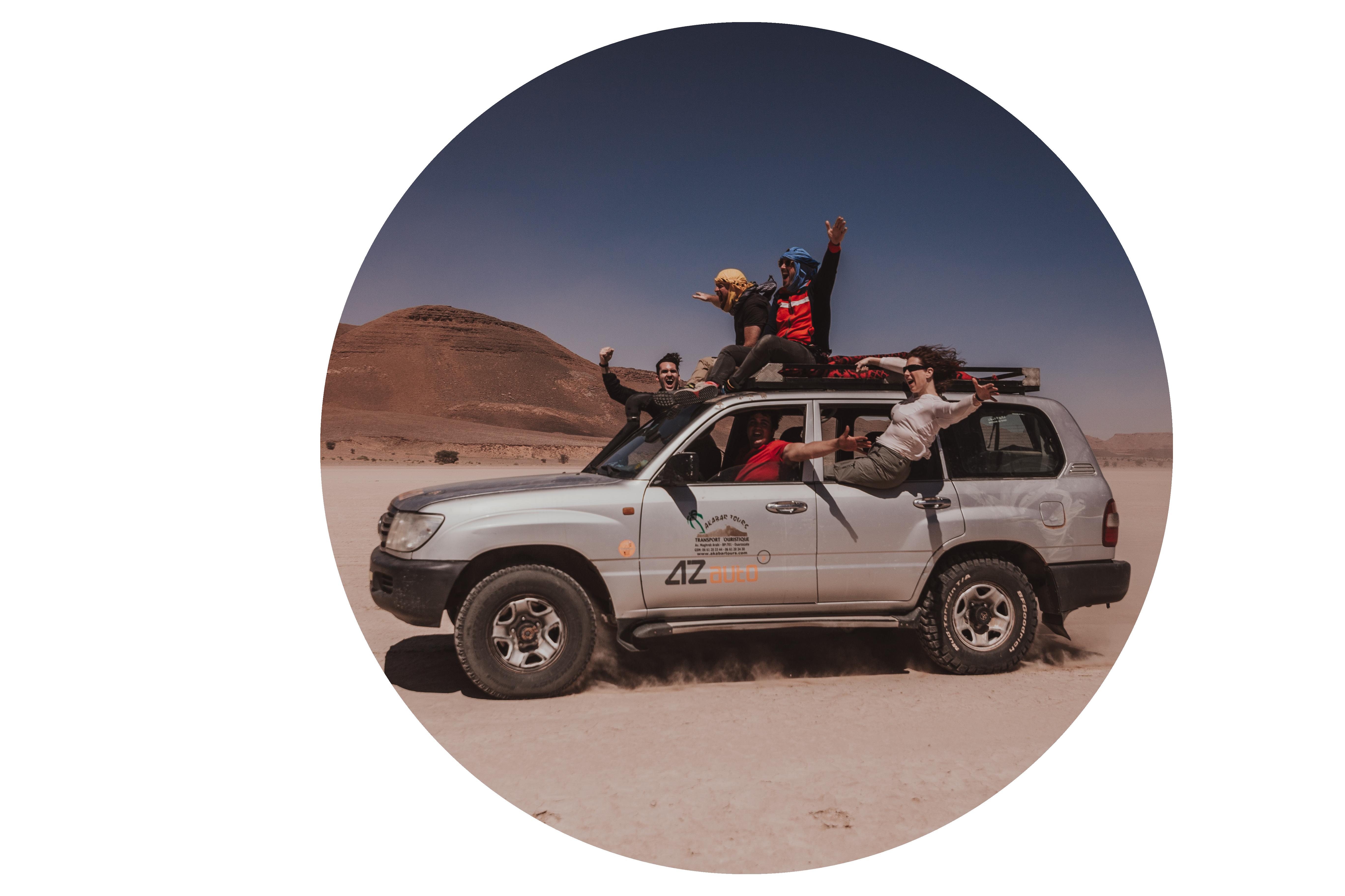 Marruecos Experience